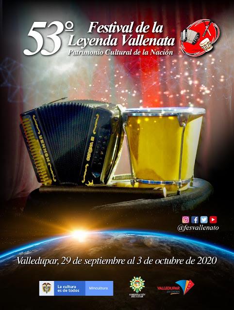 https://www.notasrosas.com/Festival Vallenato Virtual se inició este 29 de septiembre, en Valledupar