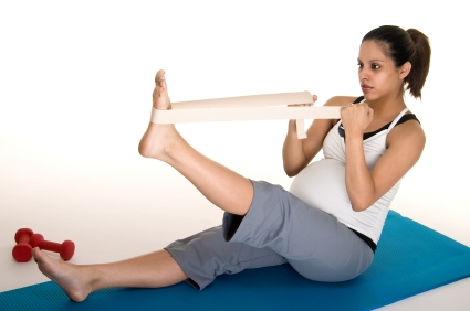 Pilates Exercise Program for Pregnant Women