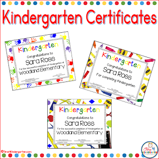 Kindergarten Certificated