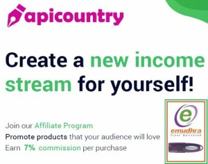 ApiCountry Affiliate Program