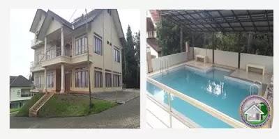 Villa Valencia lembang private poo