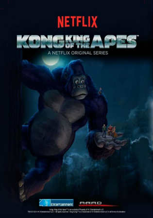 Kong King Of The Apes S01E03 WEBRip 70MB Hindi Dual Audio 480p Watch Online Full Movie Download bolly4u