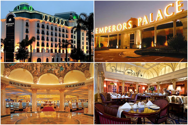 Emperors Palace Casino & Hotel, South Africa Casino Resorts, Best Casino of South Africa