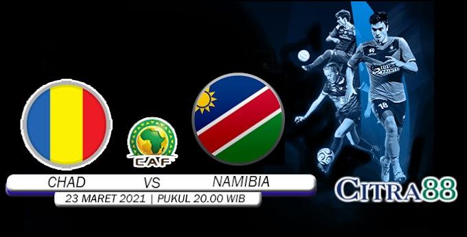 PREDIKSI CHAD VS NAMIBIA 23 MARET 2021