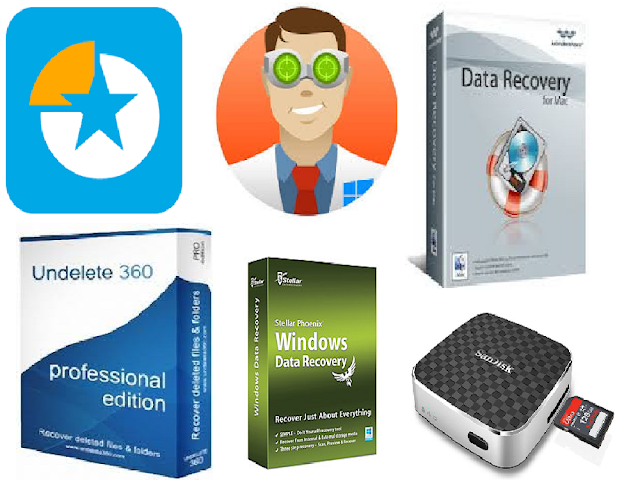 Best Data Recovery Software for Windows ( Data Recovery Full Guide )