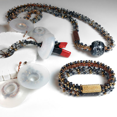Kumihimo Bracelet & Necklace Kits