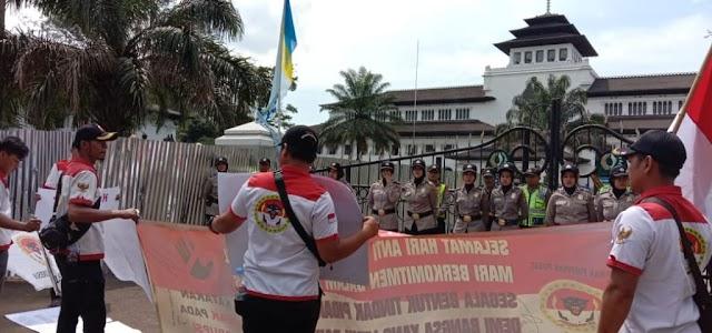 Hari Anti Korupsi, LSM PMPRI Gelar Aksi 'Bersama Lawan Korupsi'