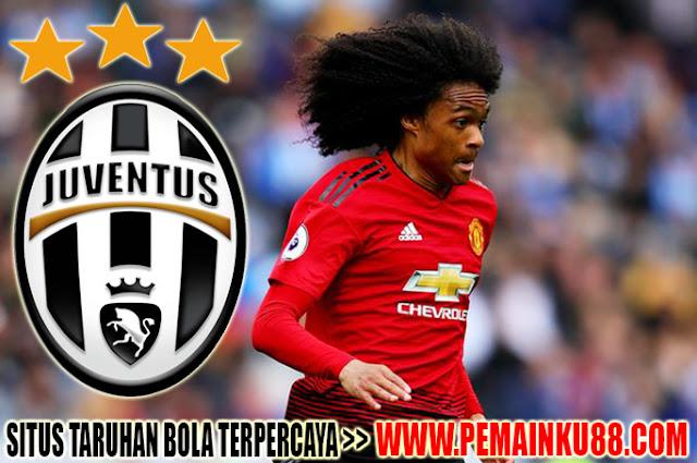 Klub Juventus Tertarik Boyong Wonderkid MU Tahith Chong