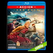 La leyenda del Rey Mono 2: Viaje al oeste (2016) BRRip 1080p Audio Chino 5.1 Subtitulada