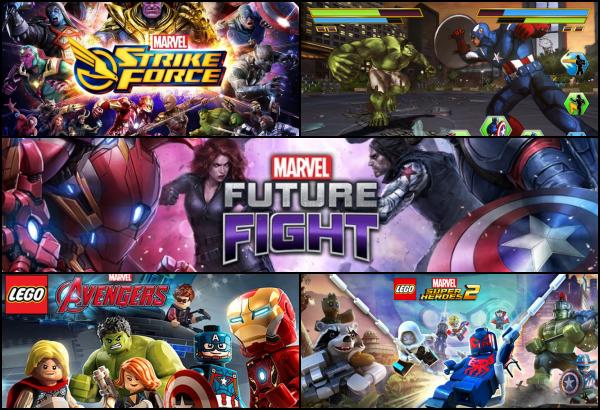 5 Game yang Cocok Dimainkan Setelah Nonton Avengers: Endgame