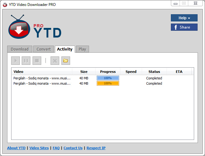 YTD Video Downloader PRO v5.9.11.6