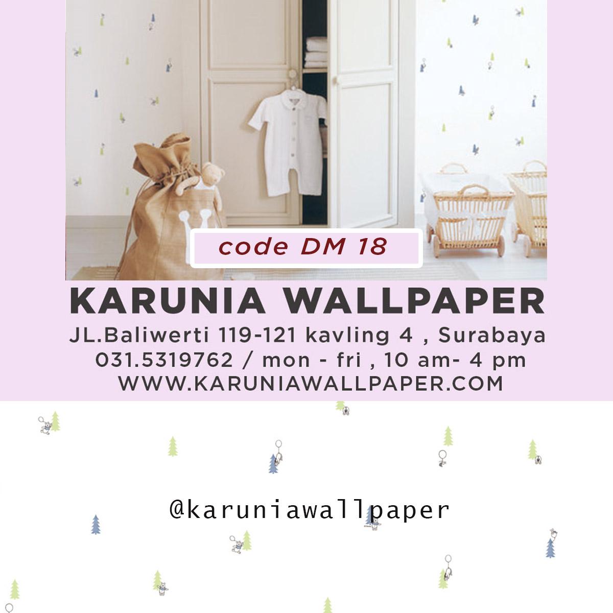 jual wallpaper dinding untuk kamar bayi