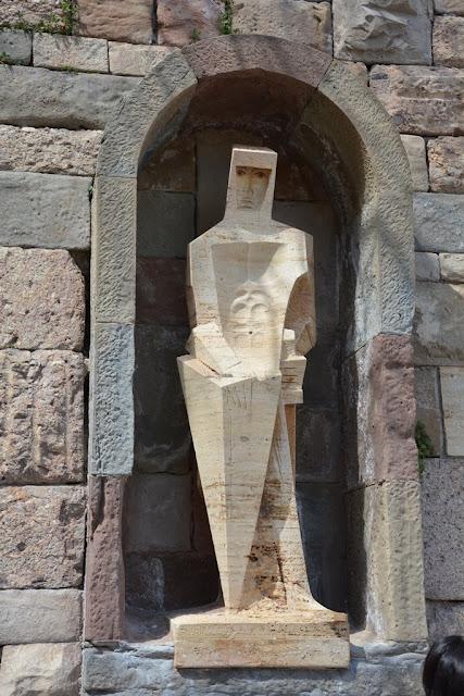 Montserrat statue