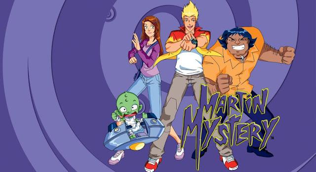 Descargar Martin Mystery Mega y Mediafire