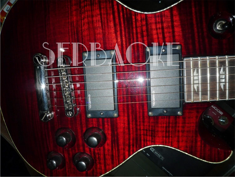 Serbaoke Review Charvel Ds 2 St Pick Gitar Kerang Chrvel Up