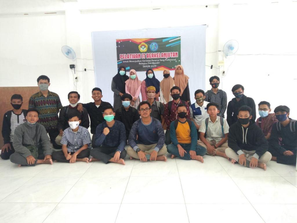 Pelatihan IT LDII Aceh
