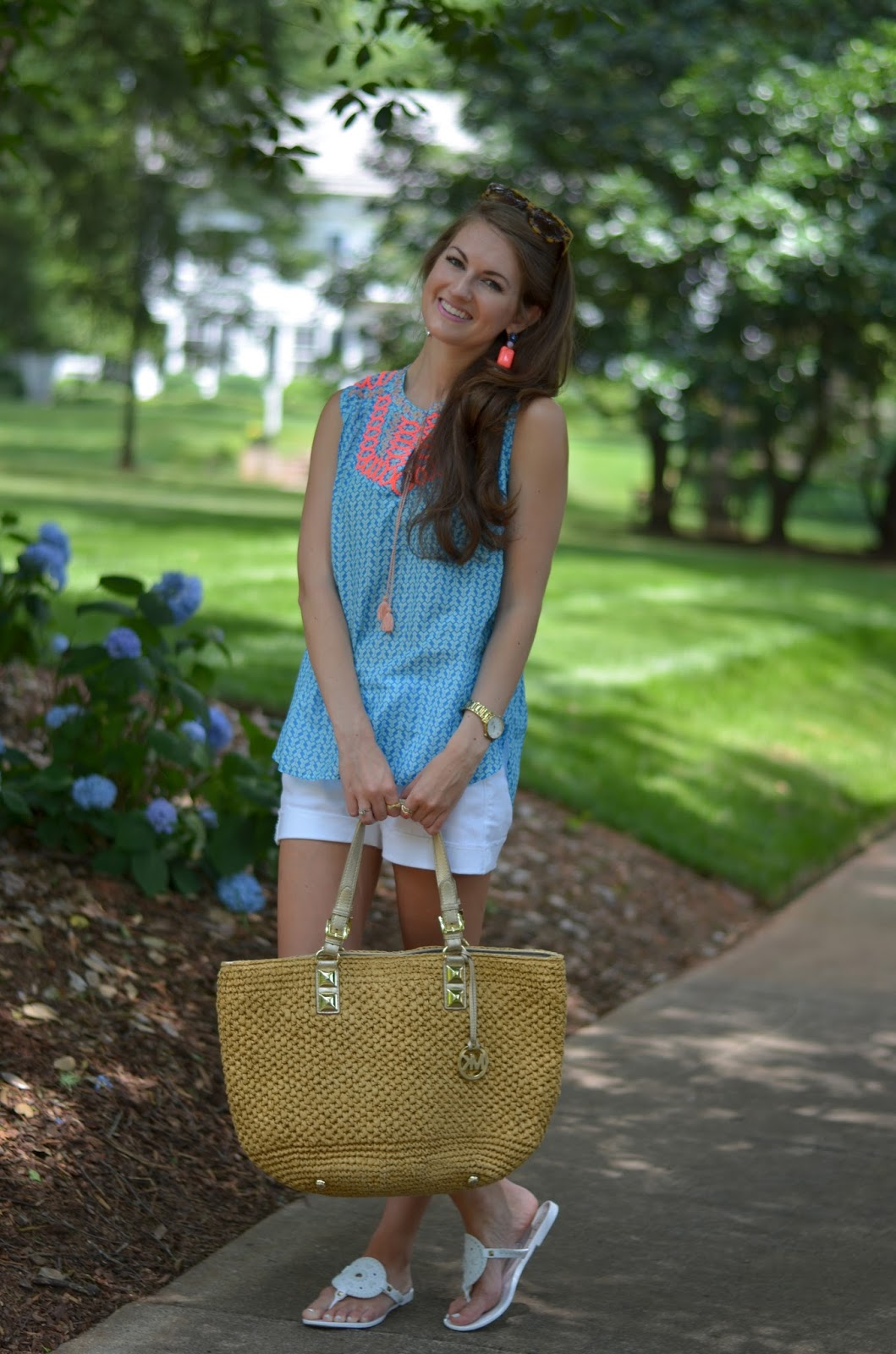Caitlin from Southern Curls and Pearls, Guest Blogger