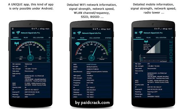 Network Signal Info Pro Apk 5.50.01 [Latest version]