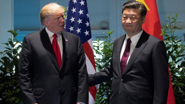 "China repudia ""la mentalidad de la Guerra Fría"" de EEUU"