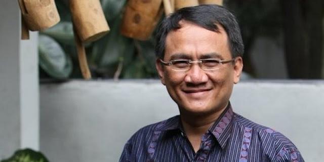 Mahfud Bilang KLB Masalah Internal Demokrat, Andi Arief: Maaf Prof, Tapi Ini Melanggar Hukum