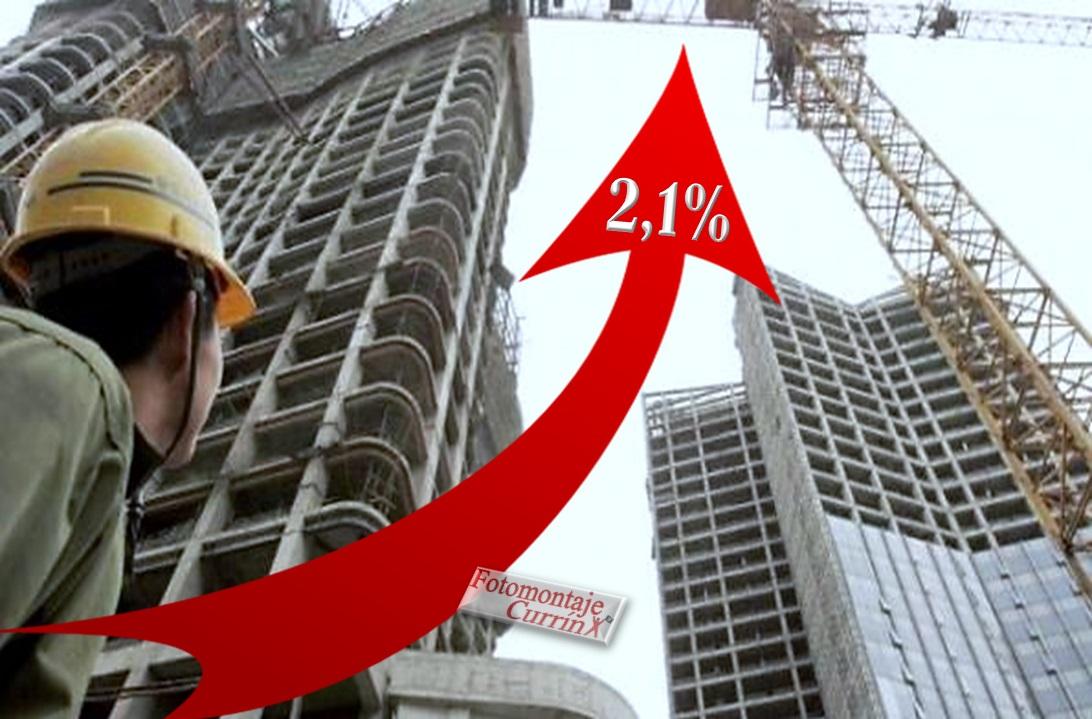 Curr n el costo de la construcci n subi 2 1 en febrero for Costo de la construccion