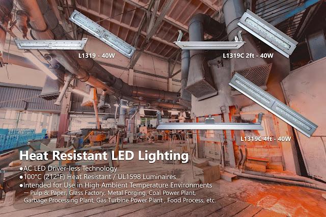 High Temperature LED Light_THT-EX