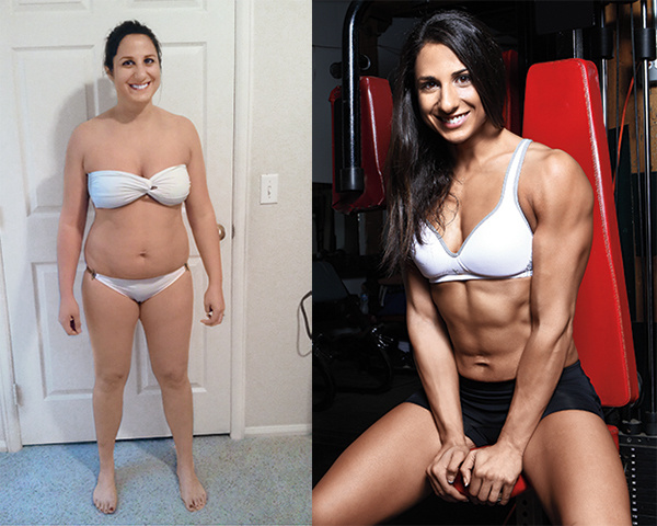 #18. A challenge can be the ultimate motivator when it comes to losing weight. - 23 Inspirational Before/After Photos Of People Who Can Say 'I Did It.'