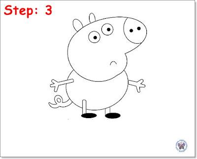 Free Pepa Pig Coloring