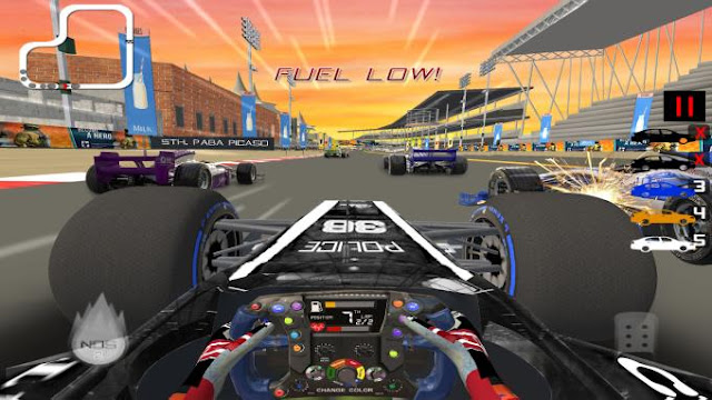 Formula Car Racing Simulator Free Download PC Game Cracked in Direct Link and Torrent. Formula Car Racing Simulator – Go bumper to bumper with intelligent rivals racers in Formula car racing simulator.