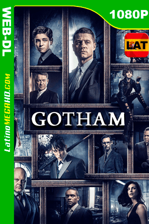 Gotham (Serie de TV) Temporada 2 (2015) Latino HD WEB-DL 1080P - 2015