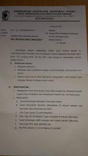 Guru Kontrak Morowali Utara