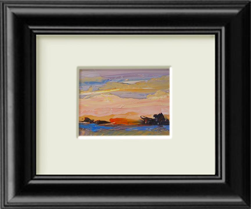 TOM BROWN FINE ART: TOM BROWN 3x4 INCH eBay AUCTION