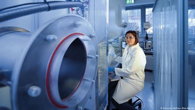 Γερμανία: Νέο πολλά υποσχόμενο φάρμακο κατά της Covid-19