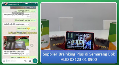 PROMOSI, 08123 01 8900 (Bpk. Alid), Brainking Plus di Samarinda