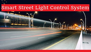 Smart Street Light System Seminar Report