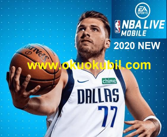 NBA LIVE Mobile Basketball 4.3.10 Çember Ustası Apk + Mod İndir 2020 Android