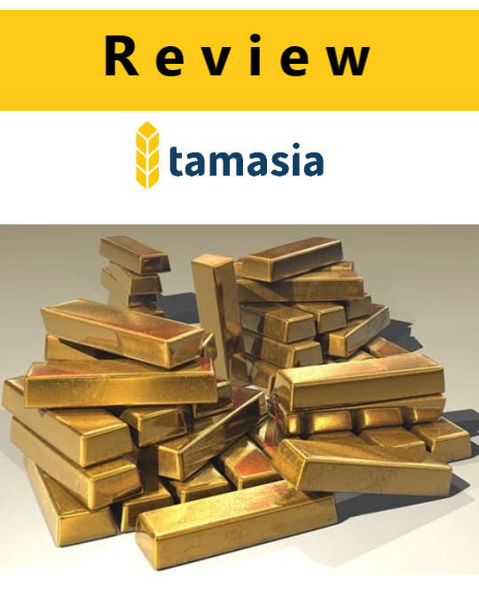 Review Tamasia - Amankah Menabung Emas Online Di Tamasia