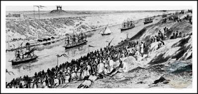 هدية مصر للعالم | خطط لها نابليون ونفذها السان سيمونيون