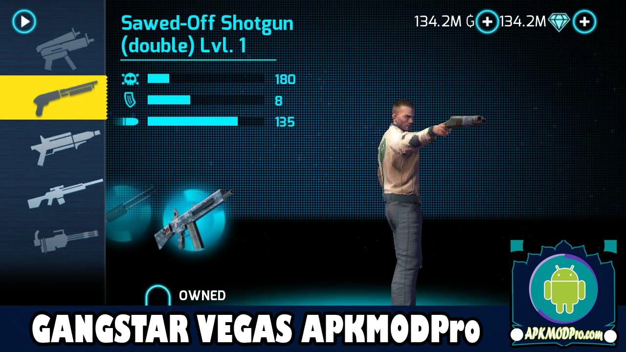 Download Gangstar Vegas MOD APK 4.5.1c (Unlimited Money/Vip 10) Terbaru 2020