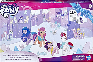 Amazon Lists Snow Party Countdown Advent Calendar for Pre-Order