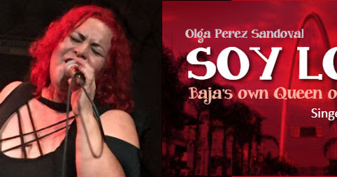 The Baja Queen of the Blues Soy Lola joins the jam!