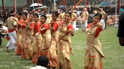 India is a country of culture. Along with different states they also have different ways of celebration. We Indians express our happiness at our festivals. Northeast which the easternmost region of India comprises with Seven Sister which are Arunachal Pradesh, Assam, Manipur, Meghalaya, Mizoram, Nagaland, Sikkim, Tripura.