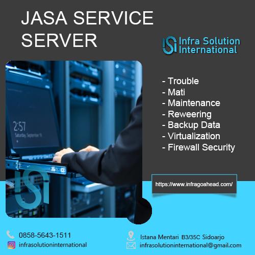 Service Server Pontianak Enterprise