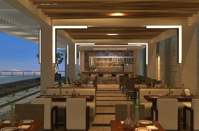 restoran dan bar hotel pandanaran jogja