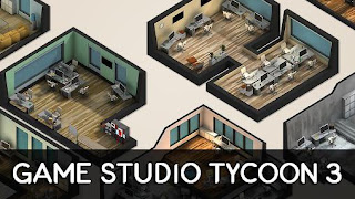 Game Studio Tycoon 3 Mod Apk v1.3.2 (Unlimited Money) Terbaru