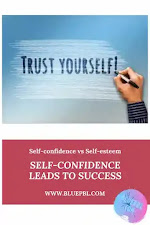 Self-confidence leads to success