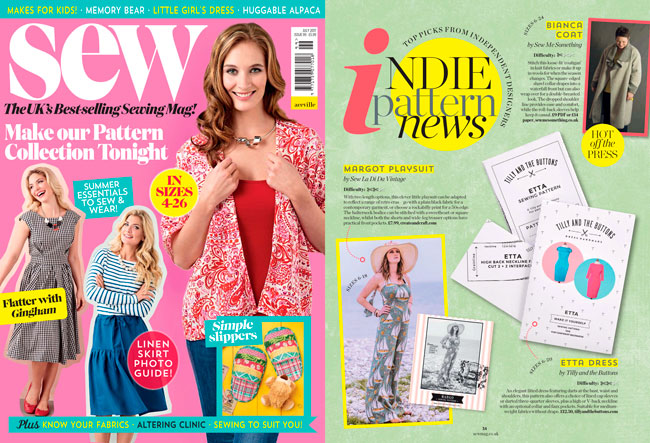 Sew issue 99