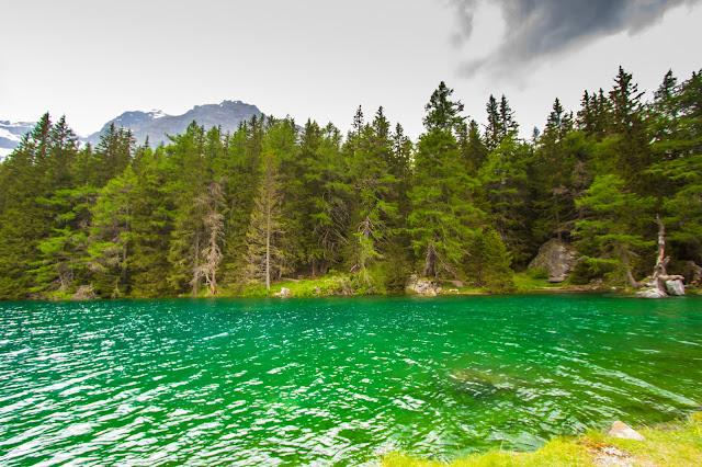 Obernberger see (Tirolo austriaco)