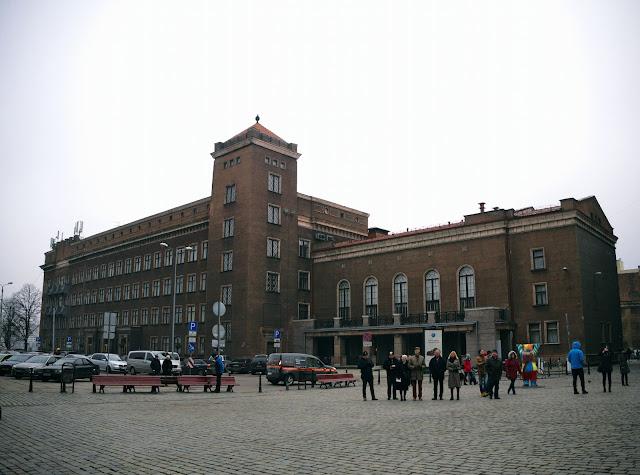 capital r riga, kaļķu street iela, Rīgas Tehniskā Universitāte