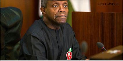 Amotekun: VP, South West govs meet in Abuja